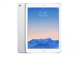 APPLE iPad Air 2 9,7 128GB WiFi + Cellular Ezüst