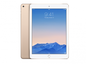 APPLE iPad Air 2 9,7 128GB WiFi + Cellular Arany