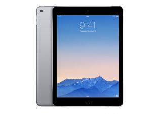 APPLE iPad Air 2 9,7 128GB WiFi + Cellular Asztroszürke