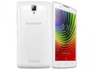 Lenovo A2010 - PA1J0032RO - Dual SIM Fehér okostelefon