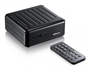 ASRock Beebox N3000/B/BB Fekete Mini PC
