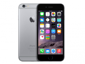 Apple iPhone 6 32GB Asztroszürke