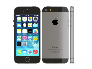 Apple iPhone 5S 16GB Asztroszürke