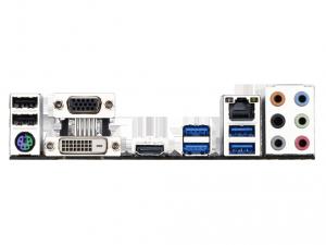 Gigabyte s1151 GA-B150M-D3H Alaplap