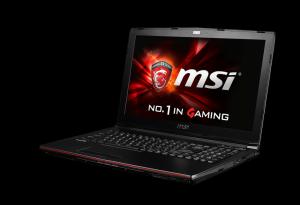MSI GP62 2QE (Leopard Pro) - 050XHU 9S7-16J312-050 laptop