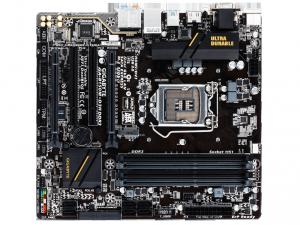 Gigabyte s1151 GA-B150M-D3H DDR3 Alaplap