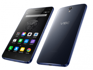 Lenovo Vibe S1 - PA200034RO - Dual SIM kék okostelefon