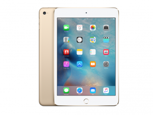 APPLE iPad mini 4 7,9 64GB WiFi Arany