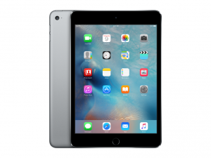 APPLE iPad mini 4 7,9 64GB WiFi Asztroszürke