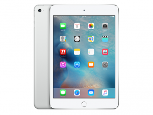 APPLE iPad mini 4 7,9 64GB WiFi + Cellular Ezüst
