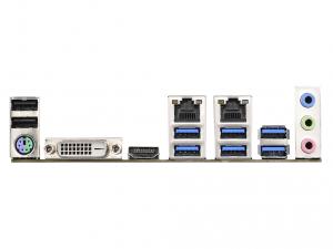 ASRock s1151 H170M-ITX/DL Alaplap