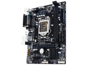 Gigabyte s1151 GA-H110M-DS2 DDR4 Alaplap