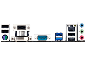Gigabyte s1151 GA-H110M-S2PV DDR3 Alaplap