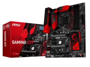 MSI s1151 Z170A GAMING M7 Alaplap