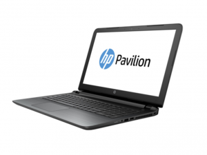 HP PAVILION 15-AB206NH 15.6 HD, Core™ I5-5200U 2.2GHZ, 4GB, 1TB HDD, NVIDIA GEFORCE 940M, FEKETE