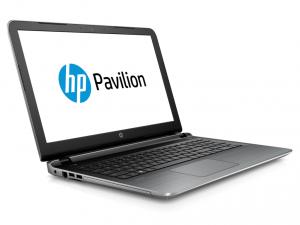 HP PAVILION 15-BJ001NH, 15.6 FHD AG, Core™ I5-6200U, 4GB, 1TB, NVIDIA GEFORCE 940M 2GB, DOS, TERMÉSZETES EZÜST