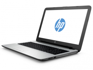 HP 15-AC129NH 15,6 HD LED - V2H60EA - Fehér-Ezüst Intel® Core™ i3-5005U / 2,0GHz, 4GB, 1TB SATA, DVDSMDL, AMD® Radeon™ R5 M330 / 2GB, WiFi, Bluetooth, Webkamera, FreeDOS