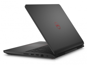DELL Inspiron 7559 15.6 FHD matt, Intel® Core™ i7-6700HQ Processzor 2.6GHz, 8GB DDR3L (2Slot), 1TB SSHD, nVIDIA GeForce GTX 960M /4GB GDDR5, No ODD, Gbit LAN, 802.11 ac, BT, HDMI, CR, BillVil, 6cell, Fekete, Linux