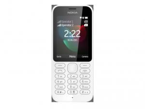 Nokia 222 Dual SIM Fehér telefon