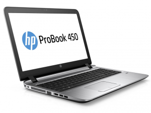 HP PROBOOK 450 G3 15.6 HD Core™ I5-6200U 2.3GHZ, 8GB, 1TB HDD, AMD R7 M340 , WIN 10