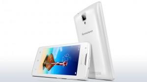 Lenovo A1000 - PA1R0028RO - Dual SIM Fehér okostelefon