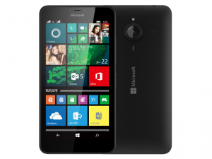 Microsoft Lumia 640 Dual Sim XL Fekete okostelefon