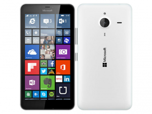 Microsoft Lumia 640 XL LTE Fehér okostelefon
