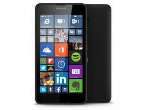 Microsoft Lumia 640 Fekete okostelefon
