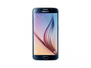 Samsung Galaxy S6 - G920F - 32GB Fekete okostelefon
