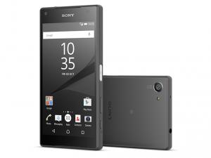 Sony Xperia Z5 - E6653B - Fekete okostelefon