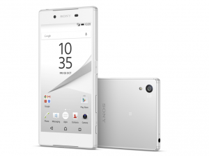 Sony Xperia Z5 Compact - E5823W - Fehér okostelefon