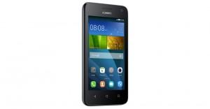 Huawei Ascend Y360 - Fekete