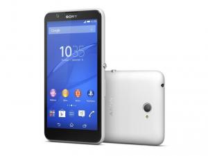 Sony Xperia E4 Fehér okostelefon