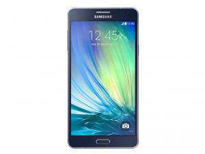 Samsung Galaxy A7 - A700F - Fekete okostelefon