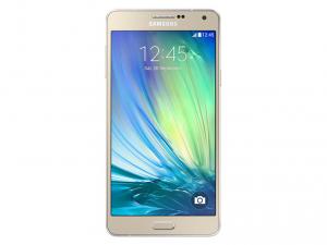 Samsung Galaxy A7 - A700F - Arany okostelefon