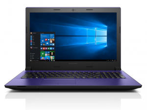 Lenovo IdeaPad 305 laptop (Intel® Pentium Quad Core™ N3540/4GB/500GB/Intel® HD Graphics/Windows 8.1/Lila)