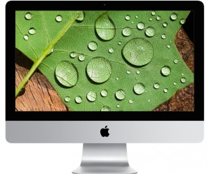 Apple iMac 21,5 Retina 4K kijelzős Quad-Core™ i5-3 Processzor,1GHz / 8GB / 1 TB / Intel® Iris Pro 6200