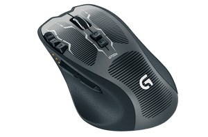 Logitech G700s Wireless Laser Gaming egér