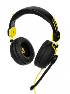 I-BOX X7 Fekete Gaming fejhallgató
