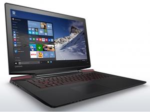 Lenovo Y700 17ISK laptop (Intel® Core™ i7-Quad Processzor Core™ 6700HQ/8GB/1TB/NVIDIA GeForce GTX 960M/DOS/Fekete)