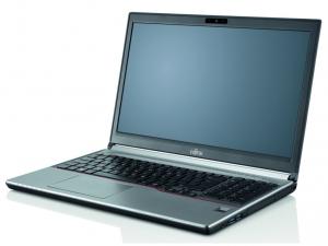 Fujitsu Lifebook E756 laptop (Intel® Core™ i5-6200U Processzor/8GB/Intel® HD Graphics 520/DOS/Ezüst)