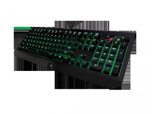 Razer BlackWidow Ultimate Stealth Gaming Billentyűzet (angol - US - billentyűkiosztás)