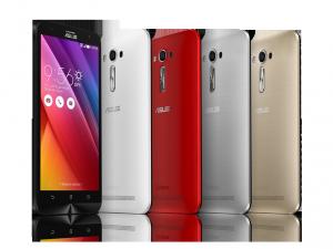 Asus Zenfone 2 Laser Ezüst okostelefon