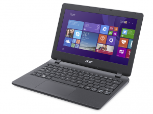 ACER ASPIRE ES1-131-C28N 11.6 HD LED, Intel® CELERON DUAL Core™ N3050 - 1.60GHZ, 4GB, 32GB EMMC, WINDOWS 10 HOME 64-BIT