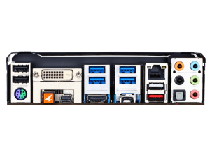 Gigabyte s1151 GA-Z170X-SOC FORCE Alaplap
