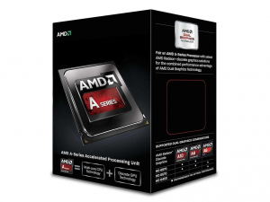 AMD FM2 A6-Series A6 6400K Processzor