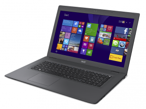 Acer Aspire E5-573-54B4 39.6 cm (15.6) LED (ComfyView) Notebook - Intel® Core™ i5 Processzor i5-4210U Dual-core (2 Core) 1.70 GHz