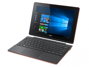 Acer Aspire SW3-013 SW3-013-10FT 64 GB Net-tablet PC - 25.7 cm (10.1) - In-plane Switching (IPS) Technology - Wireless LAN - Intel® Atom™ Processzor Z3735F Quad-core (4 Core) 1.33 GHz