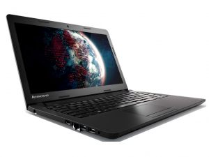 Lenovo IdeaPad 100-14IBY 80MH007PHV 35.6 cm (14) Notebook - Intel® Celeron N2840 Dual-core (2 Core) 2.16 GHz - Black Textured