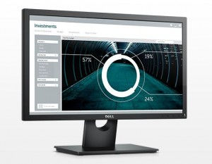Dell E2216H 21.5 LED Monitor VGA, DP (1920x1080)
